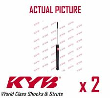 2 x NEW KYB REAR AXLE SHOCK ABSORBERS PAIR STRUTS SHOCKERS OE QUALITY 343249