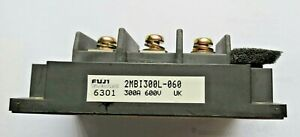 Fuji 2MBI300L-060 IGBT Module L-series **UK Stock**