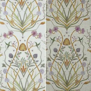 Potagerie Curtain Fabric, Belfield Home The Chateau by Angel Strawbridge