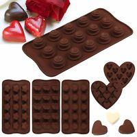 Mignon Silicone Gâteau Au Chocolat Cookie Muffin Moule Bac À Glaçons Pâtisserie