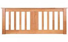 """Sweet Dreams Kestrel Solid Wood Oak Headboard Single 90cm 3ft 3'0"""""""