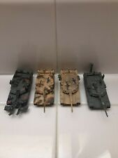 Dragon Can.Do Pocket Army 1:144 M1A1/A2 Abrams Lot of 4