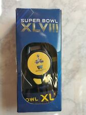 Super Bowl XLVIII 48 Game Day Radio From Westwood One Sports Souvenir NFL