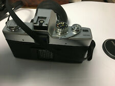 appareil photo minolta SRT 101B avec obj MC rokkor 1:1,4 F 58 mm