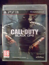 CALL OF DUTY Black Ops PS3 Nuevo Precintado Gran acción shooters en castellano