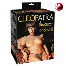 Poupée d'amour gonflable jusqu'à la taille de la vie de Cleopatra Love Dolls