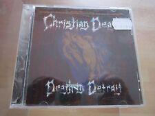 Christian DEATH-death in Detroit-CD (B)