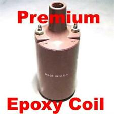 coil for 12 volt negative ground no resistor required, Epoxy Heavy Duty Type