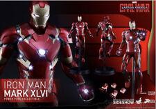 Hot Toys PPS003 Iron Man - Captain America Civil War Mark 46 XLVI Power Pose 1/6