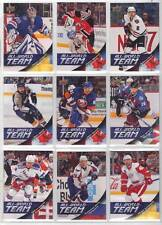 JOHN TAVARES NEW YORK ISLANDERS 2011-12 UPPER DECK ALL-WORLD TEAM #AW14