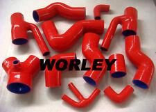 silicone Turbo Boost hose for Audi S4 00-02 & A6 Quattro 00-04 2.7L V6 BITURBO