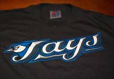 TORONTO BLUE JAYS MLB BASEBALL T-Shirt YOUTH LARGE NEW