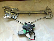 2001 TOYOTA CELICA O/S ELECTRIC WINDOW MOTOR AND MECHANISM 2001 DRIVERS SIDE
