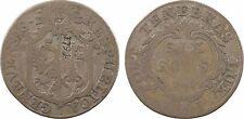Suisse, 6 sols PB, canton de Genève, 1791, contremarque, billon - 59