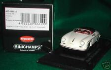 Porsche 356A Speedster Ivory Exclusive for Kyosho Japan