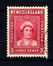 NEWFOUNDLAND - TERRANOVA - 1938-1944 - Regina Elisabetta