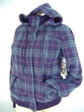 New Junior Womens Medium Roxy First Love Snow Winter Jacket Fleece $79
