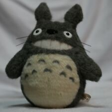 TOTORO ANIME MOVIE PLUSH  SMILE SOFT TOY JAPAN Ghibli