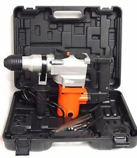 "1"" SDS Plus Rotary Hammer Drill 3 Functions"