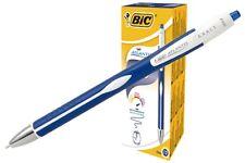 Penna a scatto Bic Atlantis Exact Blu fine 0.7 mm