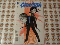 Grayson (2014) DC - #9, 1st Print, Nightwing, King/Seeley, NM (New 52)