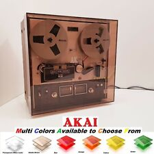 Akai Dust Cover For AKAI GX-210D Reel to Reel Tape Recorder Multi Colors