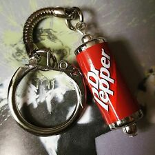 Cool DR PEPPER CAN KEYRING novelty POP drink RETRO soda KITSCH mixed up dolly