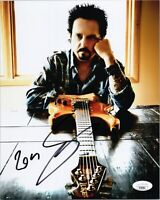"STEVE LUKATHER Authentic Hand-Signed ""TOTO - AFRICA"" 8x10 photo (JSA COA)"