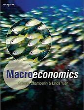 NEW - Macroeconomics by Chamberlin, Graeme; Yueh, Linda