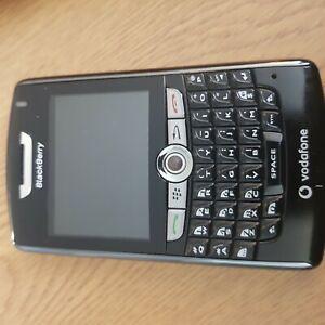 Incomplete Blackberry Curve 8800 vodafone Network Mobile Phone