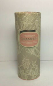 Vintage CHANTILLY Hougibant Perfumed Talc 3.5 Ounces New/Old Stock