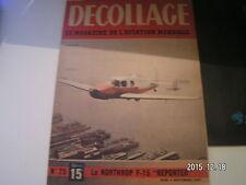 "*** Revue Decollage n°75  Northrop F-15 / "" Youppy "" / Eshelman Winglet"