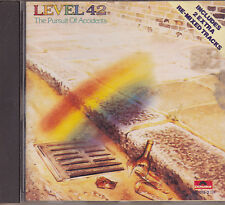 Level 42-The Persuit Of Accidents cd album