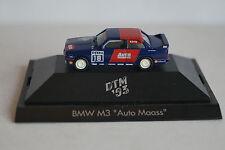 Herpa Modellauto 1:87 H0 BMW M3 Auto Maass Nr. 18 DTM 1993 König