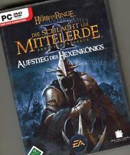 Herr der Ringe Schlacht um Mittelerde II 2 Aufstieg des Hexenkönigs PC Deutsch