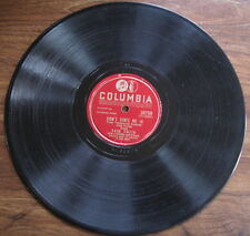 """Kate Smith  78 """"Don't Fence Me In"""" / """"There Goes That Song Again"""" Columbia 36759"""