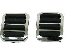 VW Beetle Bug Ghia Custom Brake and Clutch Pedal Covers,PR  4550