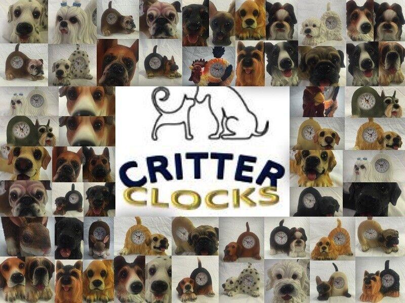 Critter Clocks Pet Shop