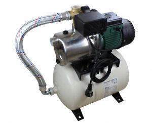 Hauswasserwerk DAB AQUAJET-INOX 112 M-G