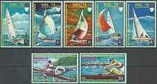 Timbres Bateaux Sports JO Guinée équatoriale 22/PA ** lot 8500