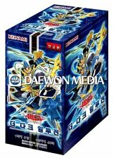 YUGIOH The Dark Illusion OCG Booster Box Yu-Gi-Oh Korean Ver Card