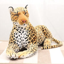 50cm Leopard Plush Soft Toys doll Stuffed Animal Baby kids Birthday Gift home