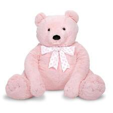 Melissa & Doug Jumbo Pink Teddy Bear - Brand New Fast Shipping - Factory Sealed!