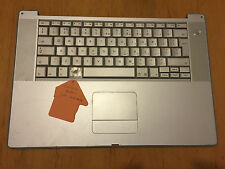 Apple Macbook Pro A1126  Aluminium Palmrest & Keyboard 620-3273