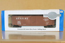BACHMANN 18010 HO SCALE READING LINES RDG 50' PLUG DOOR BOX CAR 92419 ng