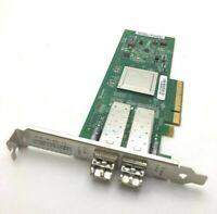 QLOGIC QLE2562 PX2810403-28 D IBM 42D0512 HBA 2-Port 8Gb LC FC card