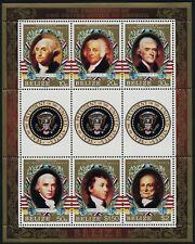 Belize 815 MNH US Presidents