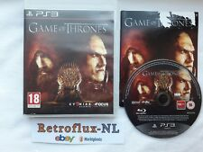 Game of Thrones - Complete Game PAL - Playstation 3 PS3
