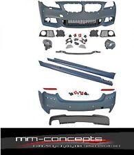 Bodykit für BMW 5er F10 Stoßstange Heck Front Schweller ABS M Paket Performance