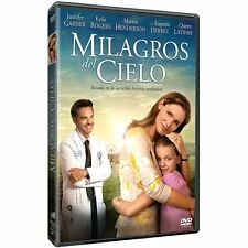 Milagros Del Cielo DVD NEW 2016 Eugenio Derbez, John Carroll Family Drama !